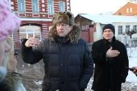 Евгений Авилов провел обход улиц Союзная и Благовещенская, Фото: 29
