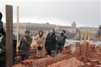 Осмотр кремля. 2 декабря 2013, Фото: 21