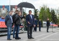 Генеральная репетиция Парада Победы, 07.05.2016, Фото: 13