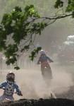 Юные мотоциклисты соревновались в мотокроссе в Новомосковске, Фото: 35