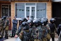 В Плеханово начали сносить дома в цыганском таборе, Фото: 39