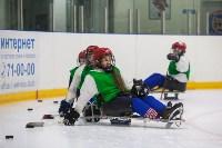 """Детская следж-хоккейная команда """"Тропик"""", Фото: 49"""