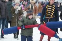 Как туляки провожали зиму на набережной Упы, Фото: 25
