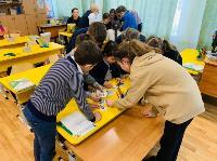 Мобильный пункт РСО ООО «МСК-НТ» посетил поселок городского типа Славный, Фото: 1