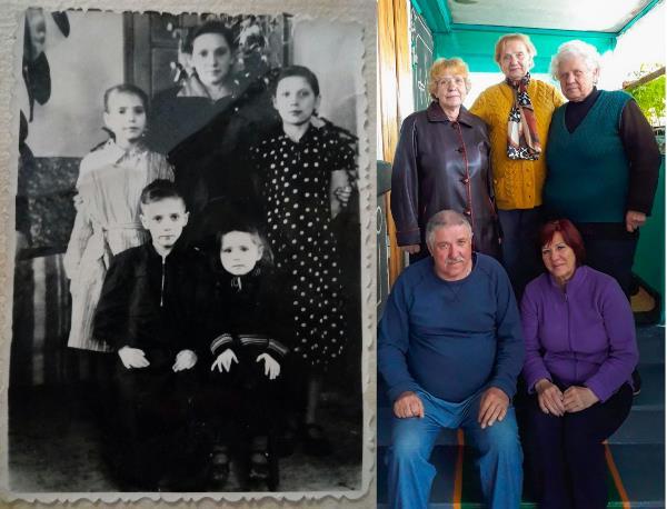 60 лет спустя...