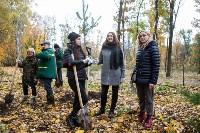 В Центральном парке Тулы появился сосновый бор «Слободы», Фото: 44