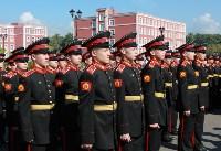 Присяга в Тульском суворовском училище: фоторепортаж, Фото: 3