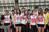 Легкоатлетическая эстафета школьников. 1.05.2014, Фото: 60