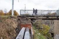 Орловский путепровод в Туле. Октябрь 2019, Фото: 9