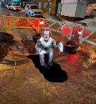 Тульские боги фотошопа поколдовали над «воротами в ад» на ул. Вересаева, Фото: 2