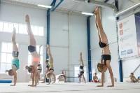 Тренировка гимнасток, Фото: 28