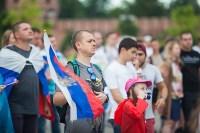 Матч Испания - Россия в Тульском кремле, Фото: 175