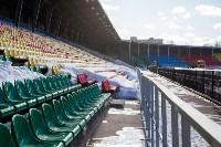 Как Центральный стадион готовится к возвращению большого футбола., Фото: 20