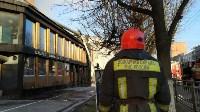 Пожар в пиццерии на Красноармейском, Фото: 22