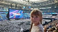 Туляки исполнили рекордный гимн России, Фото: 9