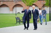 Мэр Москвы Сергей Собянин посетил Тульский кремль, Фото: 10