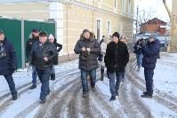 Евгений Авилов провел обход улиц Союзная и Благовещенская, Фото: 20