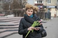 Полиция поздравила тулячек с 8 Марта, Фото: 65