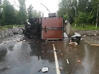 В жутком ДТП под Рязанью погиб житель Тульской области, Фото: 5