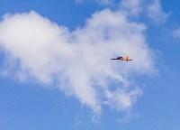 Чемпион мира по авиамодельному спорту из Алексина выступил в «Артеке», Фото: 7