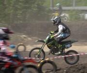 Юные мотоциклисты соревновались в мотокроссе в Новомосковске, Фото: 22