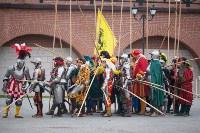 Средневековые маневры в Тульском кремле. 24 октября 2015, Фото: 172