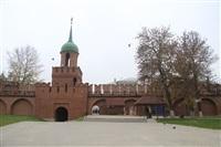 16 октября Владимир Груздев проконтролировал ход работ в Тульском кремле., Фото: 5
