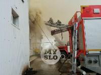 Пожар в Щекино, Фото: 15