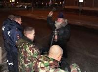 Проводы тульских спецназовцев на Северный Кавказ, 12.01.2016, Фото: 4