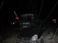 Авария в Пролетарском районе вечером 3 октября, Фото: 10
