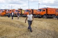 сбор урожая в ООО Тесницкое, Фото: 6