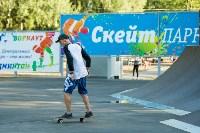 В Туле открылся первый профессиональный скейтпарк, Фото: 10