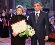 Алексей Дюмин наградил артистов Тулькой областной филармонии, выступавших в Сирии, Фото: 8