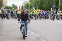 В Туле прошел большой велопарад, Фото: 82