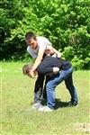 Тульский ОМОН провел боевую подготовку школьников, Фото: 7