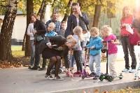 Туляки «погоняли» на самокатах в Центральном парке, Фото: 13