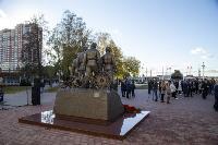В Туле открыли памятник экипажу танка Т-34, Фото: 53