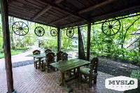 Отдыхаем и празднуем в ресторане на летней веранде, Фото: 13