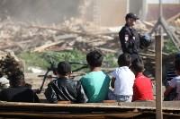 Демонтаж незаконных цыганских домов в Плеханово и Хрущево, Фото: 46