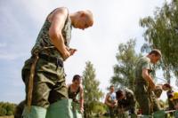 Военно-патриотической игры «Победа», 16 июля 2014, Фото: 44