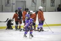 Легенды хоккея провели мастер-класс в Туле, Фото: 49