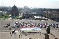 Автопробег на День российского флага, Фото: 28