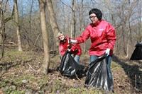 """""""Слобода"""" и Myslo очистили от мусора Платоновский парк!, Фото: 45"""