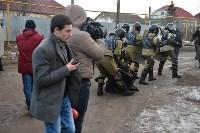 Спецоперация в Плеханово 17 марта 2016 года, Фото: 53