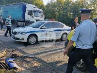 В Тульской области фура влетела в автобус: перекрыта трасса М-2, Фото: 2