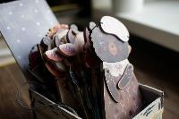 Тульская художница создает уникальные куклы из дерева, Фото: 22