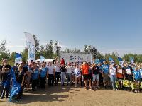 В Кондуках прошла акция «Вода России»: собрали более 500 мешков мусора, Фото: 27