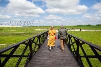 На Куликовом поле представили историю Засечной черты России, Фото: 4