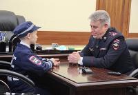 Полицейские исполнили мечту семилетнего мальчика, Фото: 1