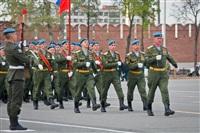 Вторая генеральная репетиция парада Победы. 7.05.2014, Фото: 26